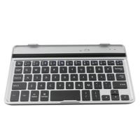 Buy cheap Metal Recharge Lithium Battery Bluetooth Keyboard For Google Nexus 7 Second from wholesalers