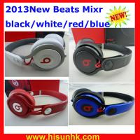 Buy cheap 2013 Black/white/red/blue new beats mixr beats mixr beats mixr beats mixr headphones with wholesale+AAA Quality from wholesalers