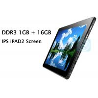 Buy cheap 9.7  Cortex A8 IPS Google Android 4.0 Tablets PC With G-sensor HDMI 10, 512MB DDR3 from wholesalers