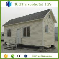 Buy cheap Chinese manufacturers supply small prefab mini modern steel house design from wholesalers