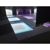 Buy cheap Outdoor P7.8mm LED Dance Floor , Flashing Dance Floor Direc Load Bearing from wholesalers
