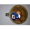 Buy cheap Energy Saving E27 G125 Decorative LED Bulbs 360 Degree Beam Angel from wholesalers
