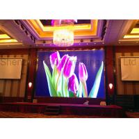 Buy cheap Super HD SMD P2.5mm indoor led screen Advertising High Precision from wholesalers