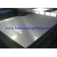 Buy cheap INCONEL Alloy 625 Stainless Steel Plate AMS 5599 AMS 5666 ASTM B446 ASTM B443 from wholesalers