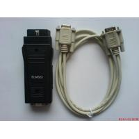 Buy cheap 16 Pin Connector ( Elm chip included ) & USB Cable Elm 323 Obd Interface with LED from wholesalers