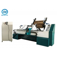 Buy cheap 1500mm CNC Wood Turning Lathe With Full Automatic Feeding System from wholesalers