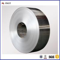 Buy cheap Q195 Cold Rolled Galvanized Steel Strip, Thickness 0.2-3.0mm, Width 3.0-400mm from wholesalers