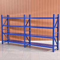 Buy cheap High Capacity with Max 500KGS metal steel warehouse storage shelf used for market from wholesalers