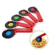 Buy cheap Creative Colorful Pizza Knife Stainless Steel Pizza Cutter Logo Customized from wholesalers