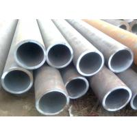 Buy cheap Nickel Chrome Seamless Round Steel Tubing Black Copper Coated Customized from wholesalers