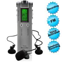 Buy cheap Voice Activation Voice Recorder Telephone Recorder from wholesalers