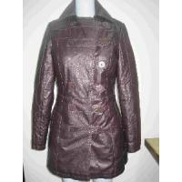 Buy cheap Lady′s Genuine Leather Garment from wholesalers