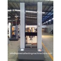 Buy cheap Metal/ Plastic/ Spring/ Textile/ Rubber Tensile Universal Testing Machine from wholesalers