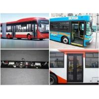 Buy cheap Rubber Sealing Bus Door Mechanism Sensitive Edge For Lower Floor City Bus from wholesalers