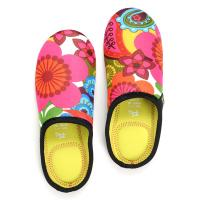 Buy cheap Anti-skid neoprene lightweight relaxed travelling slippers shoes cover for woman from wholesalers