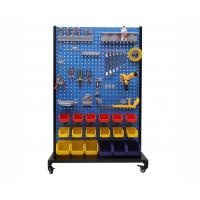 Buy cheap Floor Standing Tool Display Racks / Movable Accessories Display Rack For Hardware Store from wholesalers