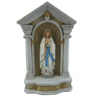 Buy cheap 8.5''Resin Blessed Virgin Mary Statue God Bless Figurine Religious Statues from wholesalers
