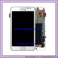 Buy cheap Samsung Galaxy Note i9220 N7000 LCD Screen with Digitizer white Samsung repair parts from wholesalers