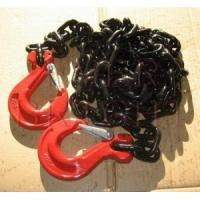 Buy cheap DIN EN 818-2 g80 lifting alloy steel heavy duty industrial lifting chain from wholesalers