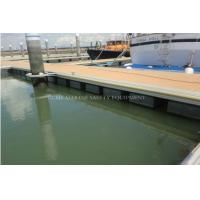 Buy cheap modular plastic boat floats floating drums Marina and Yacht Jet Ski Floating Dock from wholesalers