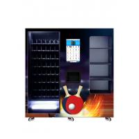 Buy cheap Automatic Ping Pong Vending Machine With Adjustable Channel / XY Axis Elevator product