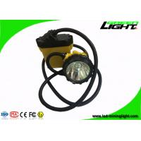 Buy cheap High Intensity Rechargeable LED Headlamp With Electrical Short Circuit Protection from wholesalers