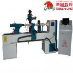 Buy cheap COSEN CNC315W cnc wood tunring lathe for baseball bat stairpost column etc from wholesalers