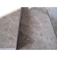 Buy cheap China Building Decoration polished Light Emperador marble slabs from wholesalers