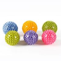 Buy cheap Pilates Spiky Massage Ball PVC Foot Trigger Point Stress Relief Yoga Massager product