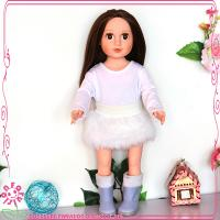 Buy cheap OEM doll dress wholesale, 18 inch doll dress from wholesalers