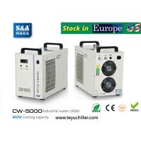 Buy cheap S&A industrial water chiller CW-5000 manufacturer for co2 laser from wholesalers