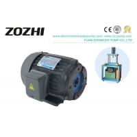 Buy cheap Horizontal Three Phase Hollow Shaft Gear Motor Clockwise Rotation Direction from wholesalers