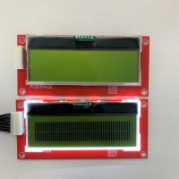Buy cheap 1602dots STN Positive Transflective PCF2119RU Graphic LCD Module from wholesalers