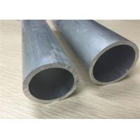 Buy cheap Polished Surface Extruded Aluminium Tube , 6063 T6 Temper Aluminum Round Tube from wholesalers