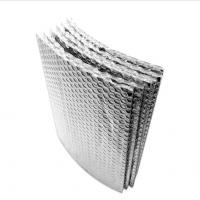 Buy cheap China Aluminium Foil Double Bubble Insulation Foil Heat Barrier Insulation Material for Building from wholesalers