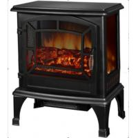 Buy cheap Electric stove 3 Sided Freestanding Fireplace  SF-25A real burning log LED flame effect from wholesalers