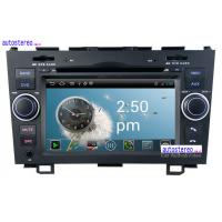 Buy cheap 4GB Android 4.0 Honda Sat Nav DVD for Honda CR-V CRV Car GPS Nav Headunit DVD Player from wholesalers