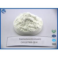 Buy cheap 100% Pure Anastrozole Exemestane , CAS 107868 30 4 Natural Estrogen Blocker from wholesalers