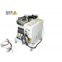 Buy cheap AC 220V Automatic Nylon Cable Tie Machine With Handheld Zip Tie Gun from wholesalers