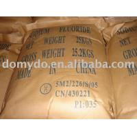 Buy cheap sodium fluoride for preservative bactericide from wholesalers