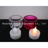 Buy cheap Perfect Design small glass candle holder for decoration from wholesalers