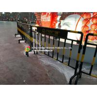 Buy cheap Customized Steel Pipe Fence / Railing , Roads Galvanized Steel Fence from wholesalers