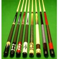 Buy cheap 5 piece 55 inch 32oz meucci minnesota poison viking Pool snooker cue sticks shaft from wholesalers