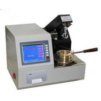 Buy cheap EN ISO 2592 ASTM D92 Flammability Tester Cleveland Open Cup Flash Point Testing Equipment from wholesalers