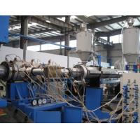 Buy cheap HDPE Pipe Extrusion Line , Corrugated Pipe Machine For Gas Hose from wholesalers
