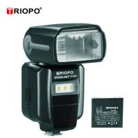 Buy cheap TRIOPO G1800  2.4G  high-speed wireless camera flash speedlite for Canon Nikon from wholesalers
