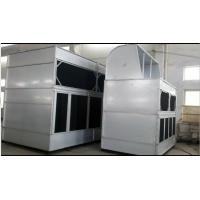 Buy cheap Industry Square Type Closed Loop Cooling Tower With CHINT Electric Control Cabinet from wholesalers