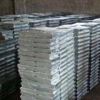 Buy cheap Zinc Ingot, 98.7-99.995% product