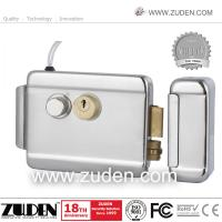 Buy cheap High Security Electric Rim Lock with Double Cylinder & Nickel Plating from wholesalers