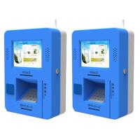 Buy cheap Multifunction Self Service Photo , ticketing , card printing Wall Mounted Bill Payment Kiosk from wholesalers